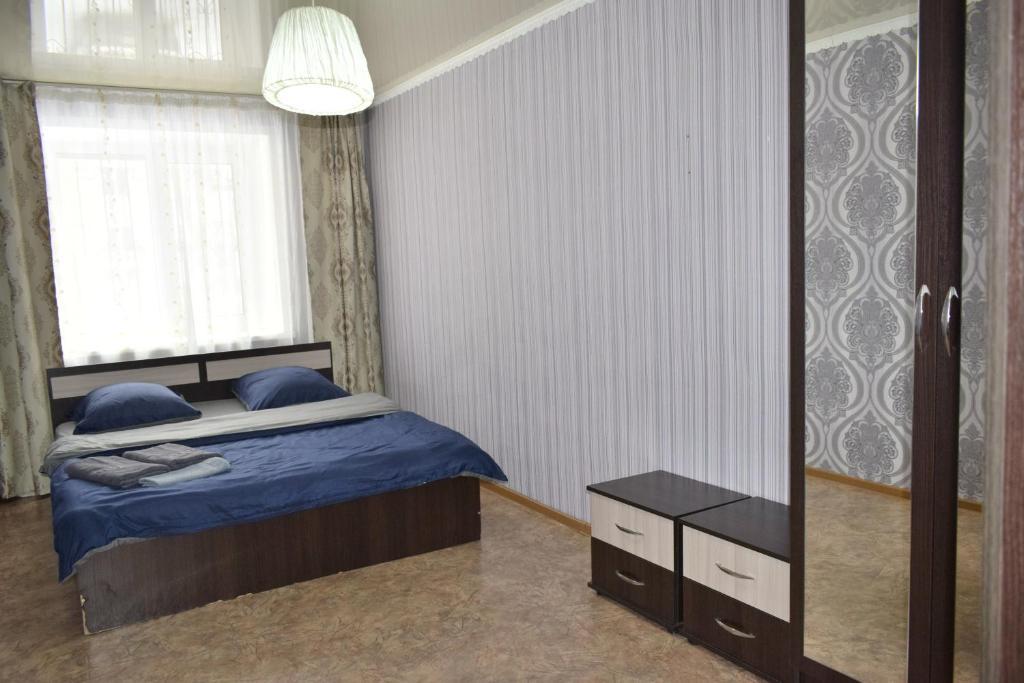 2 комнатные апартаменты на Габдуллина 46а