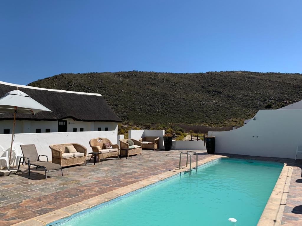 The swimming pool at or close to Karoo 1 Hotel Village
