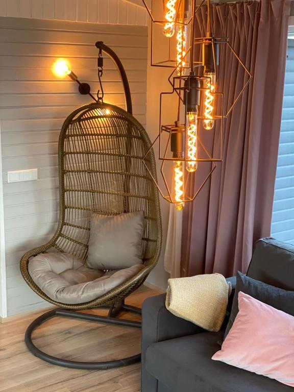 Nátthagi Luxury Cottage
