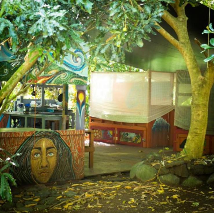 Paradise eco-village