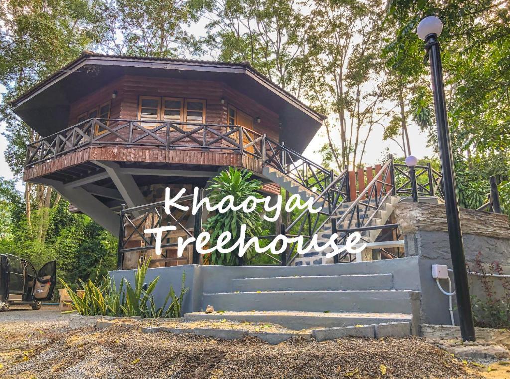 Hidden Treehouse in Khao Yai (8 PAX)