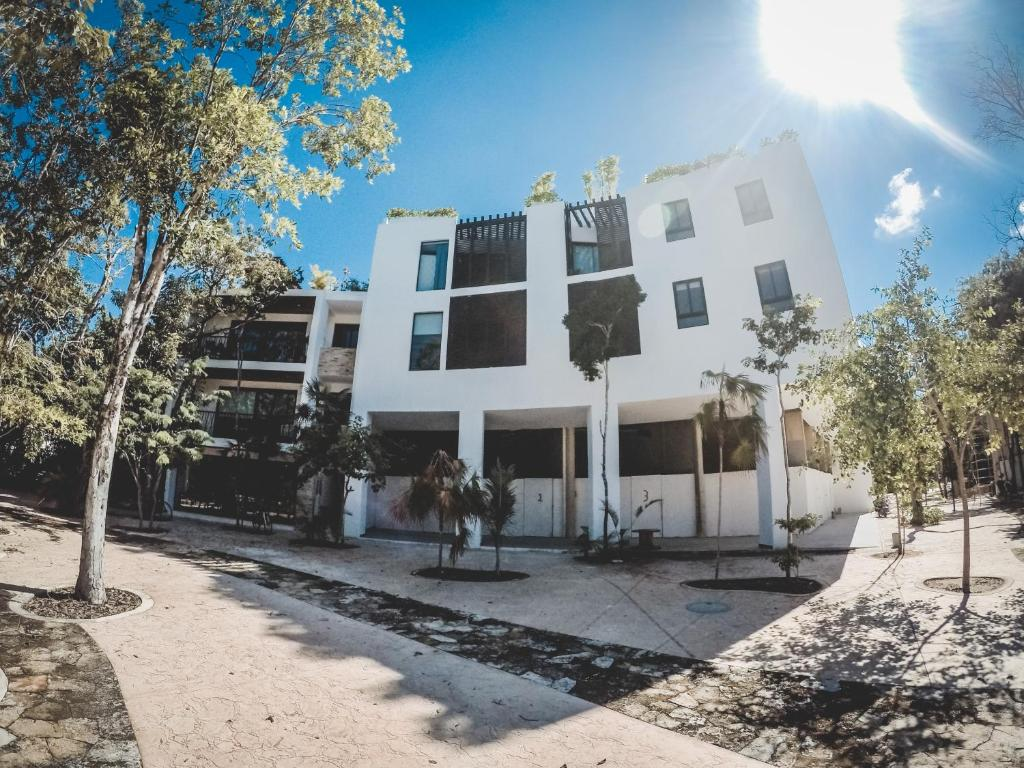 Quinto Sol Luxury Apartments By Tulum Mexico Booking Com