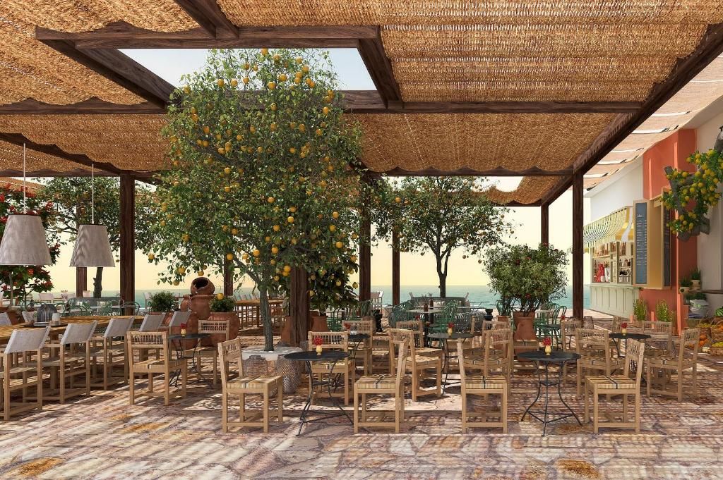 The Royal Senses Resort & Spa Crete, A Curio Collection Hotel by Hilton, April 2021
