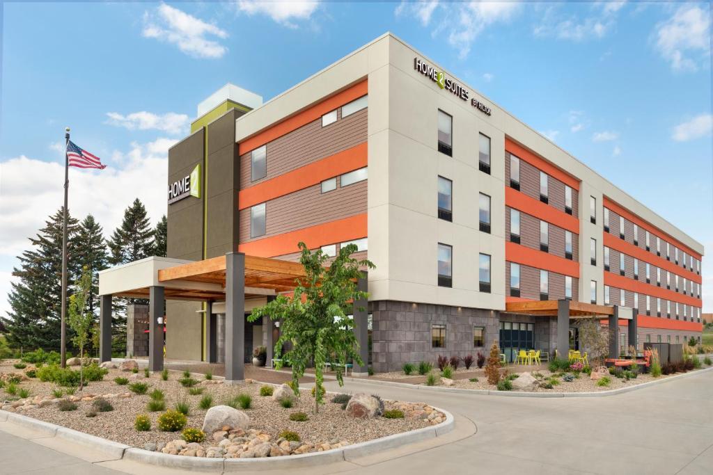Home2 Suites By Hilton Bismarck