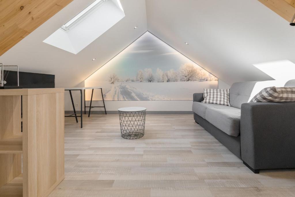Appartement entier - Toile tendue - Wifi