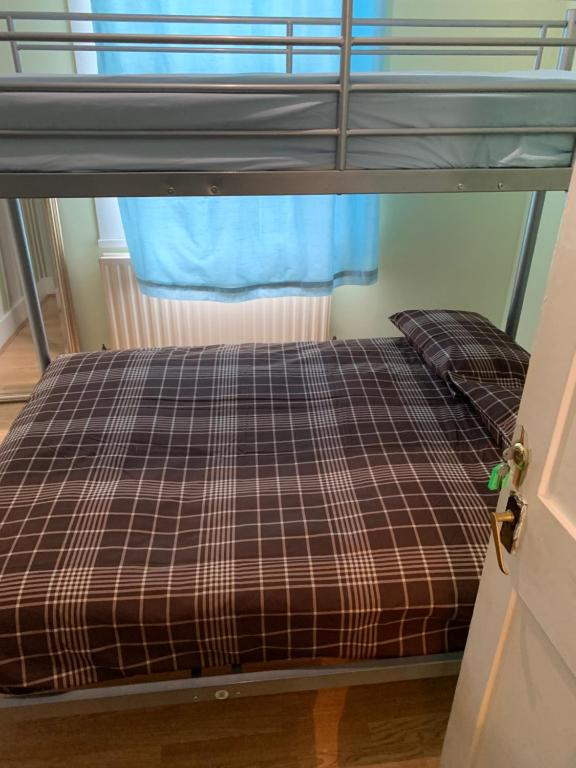 A bunk bed or bunk beds in a room at lordshiplane shared house
