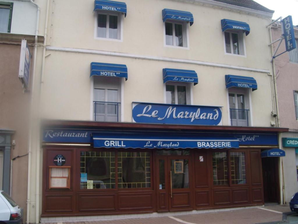 Le Maryland Blanzy, France