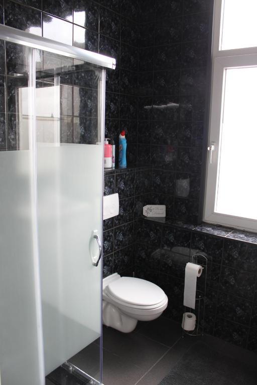Ein Badezimmer in der Unterkunft Studio Slijterij Zandvoort