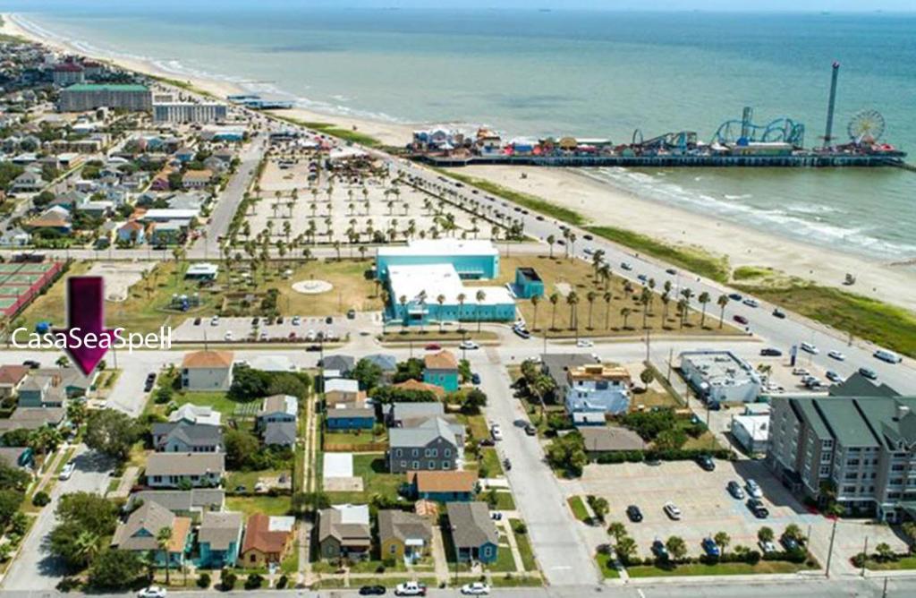 CasaSeaSpell Galveston