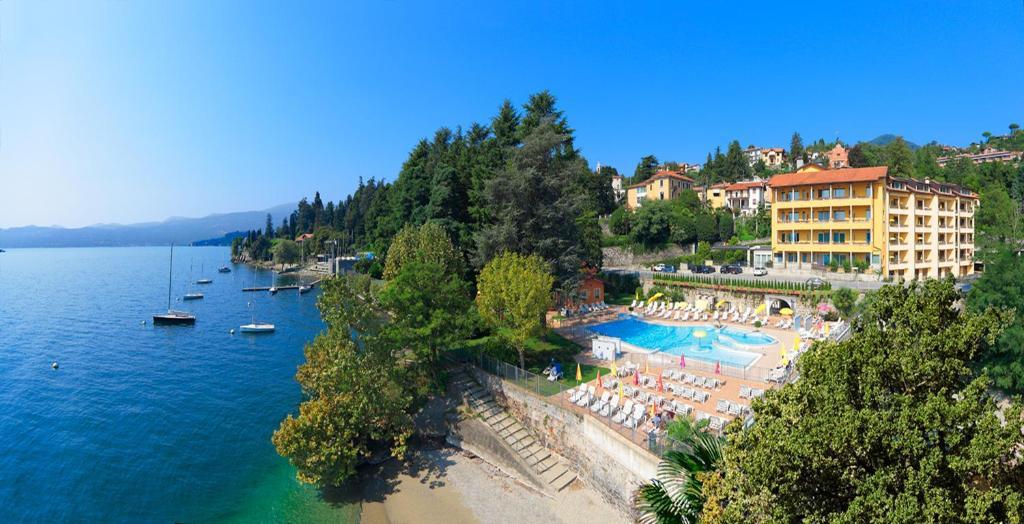 Hotel Residence Zust Verbania, Italy