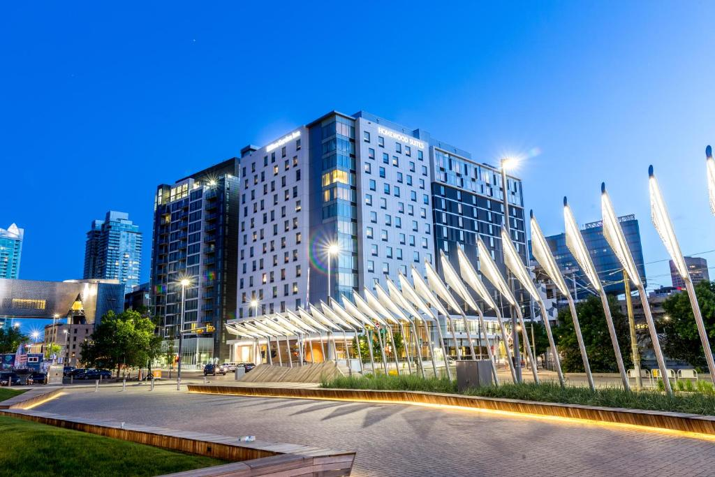 Homewood Suites By Hilton Calgary Downtown Calgary Updated 2020 Prices