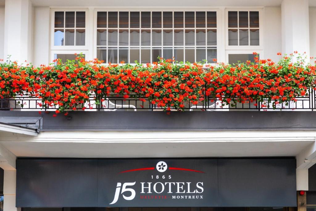 J5 Hotels Helvetie Montreux Montreux, Switzerland