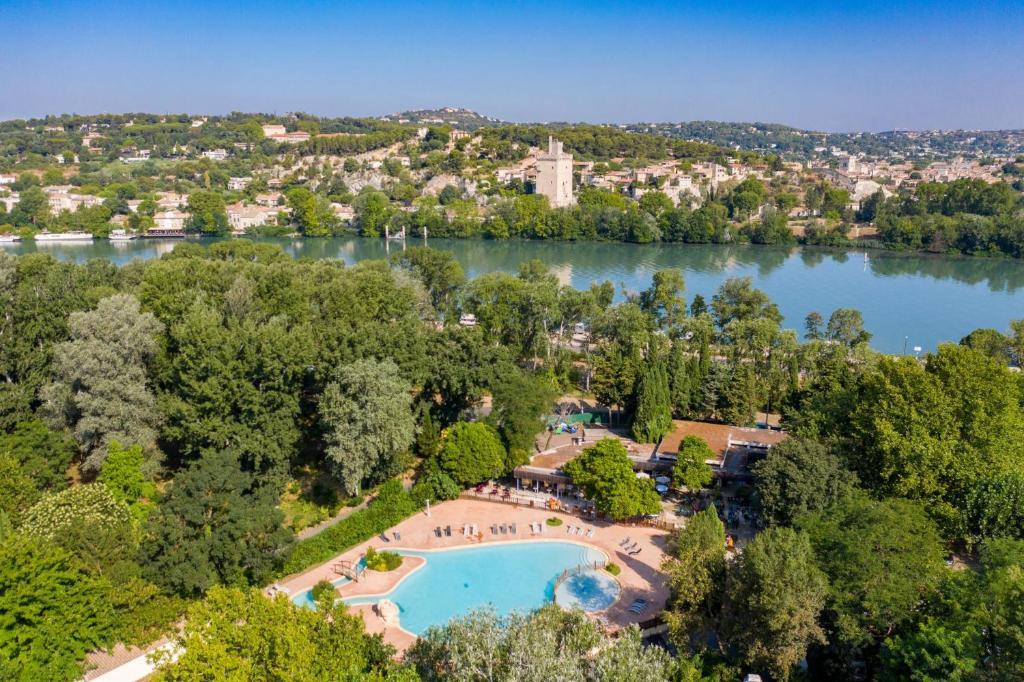 Camping du Pont d'Avignon Avignon, France