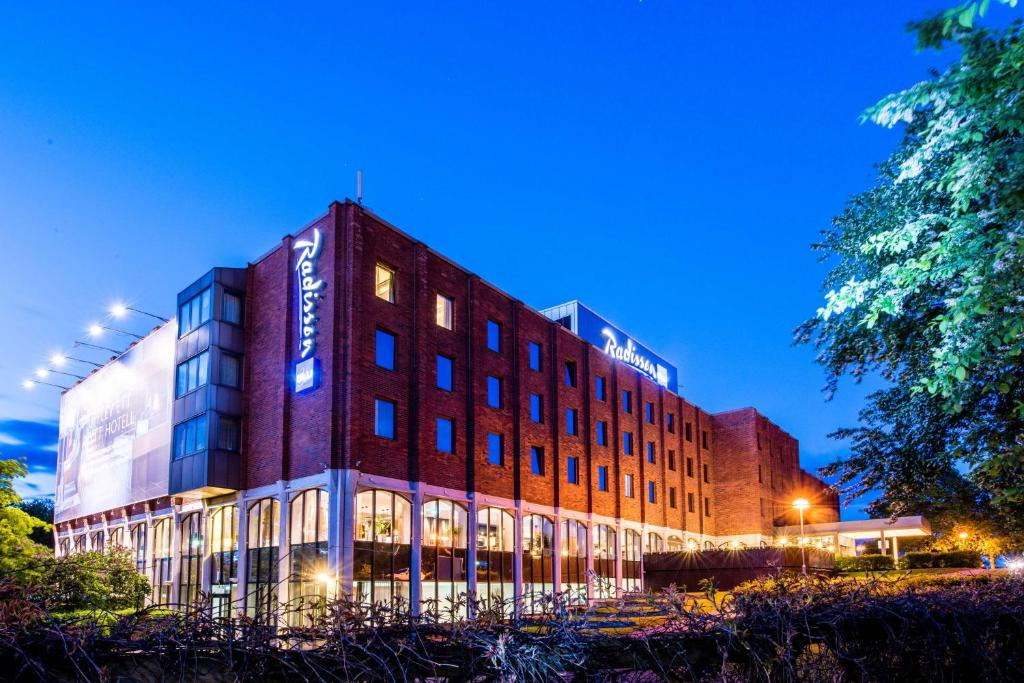 blue water hotell stockholm