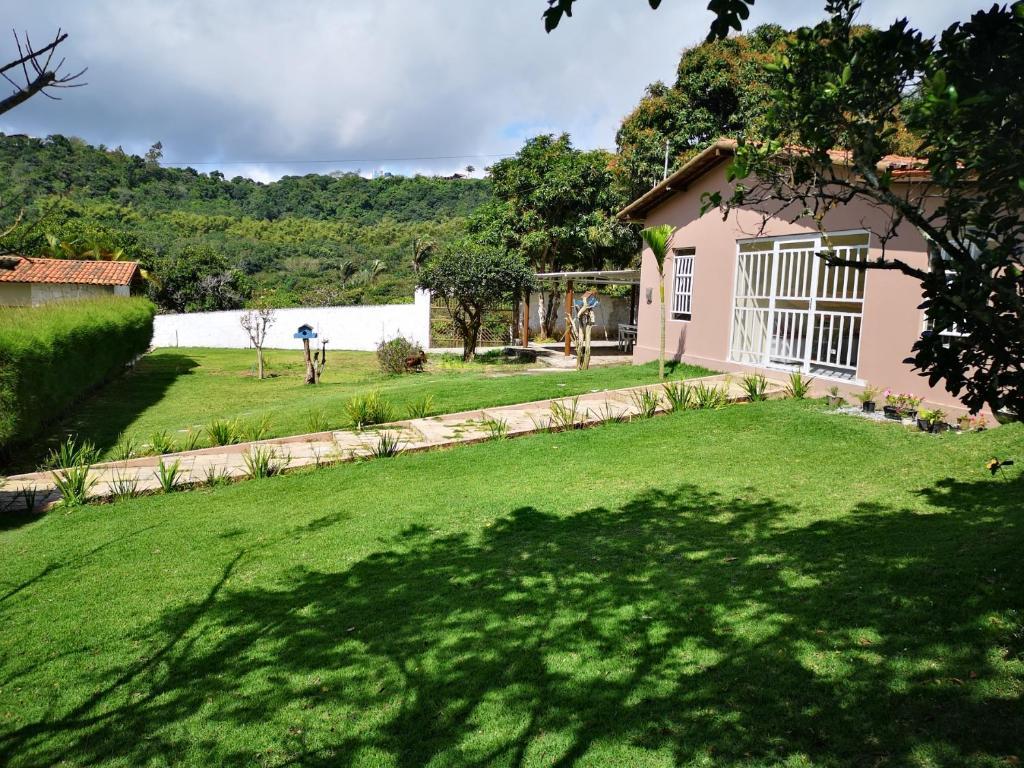 Chácara Paraíso - Casa da Serra
