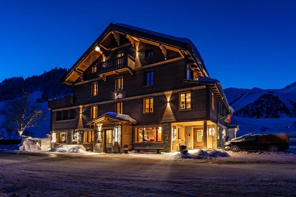 Hotel Des Alpes Adelboden, Switzerland