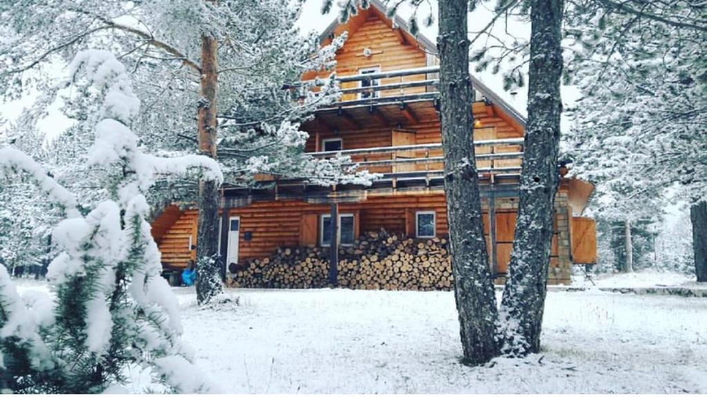 Planinska kuća Miri