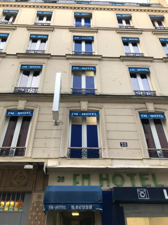 FM Hotel Paris, France