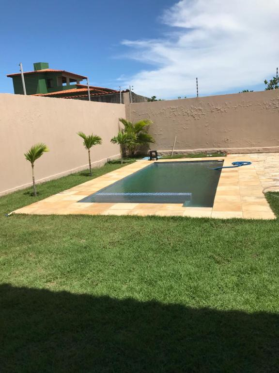 The swimming pool at or near ITALIAN´S HOME ICARAI