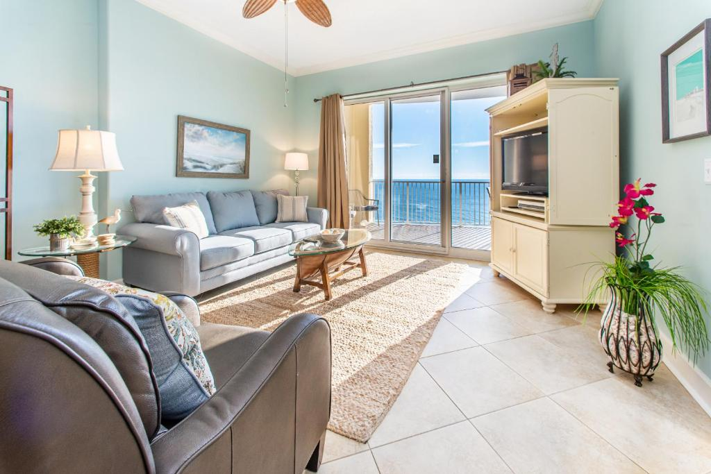 Ocean Villa Penthouse 2302 by RealJoy Vacations
