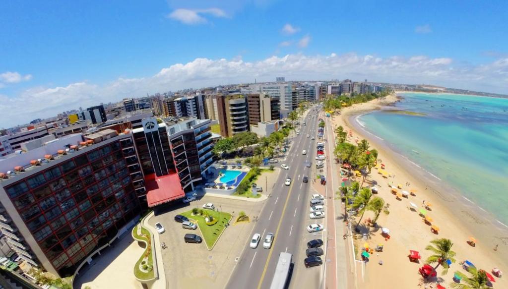 A bird's-eye view of Maceió Mar Hotel