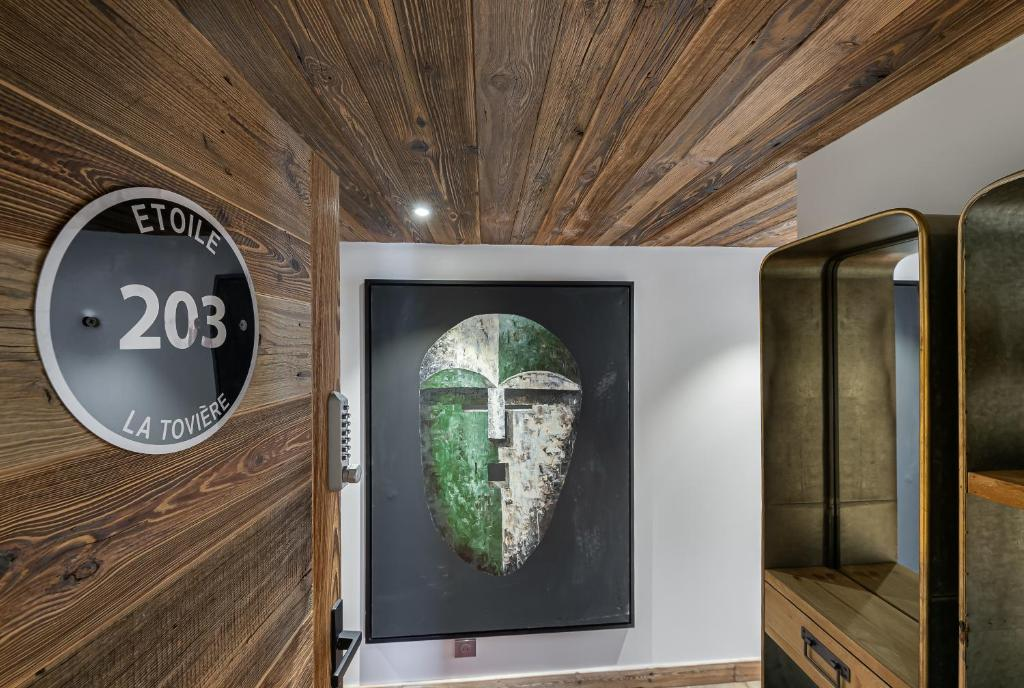 Bel appartement 6pax - Vue montagne - Pieds des pistes - T203