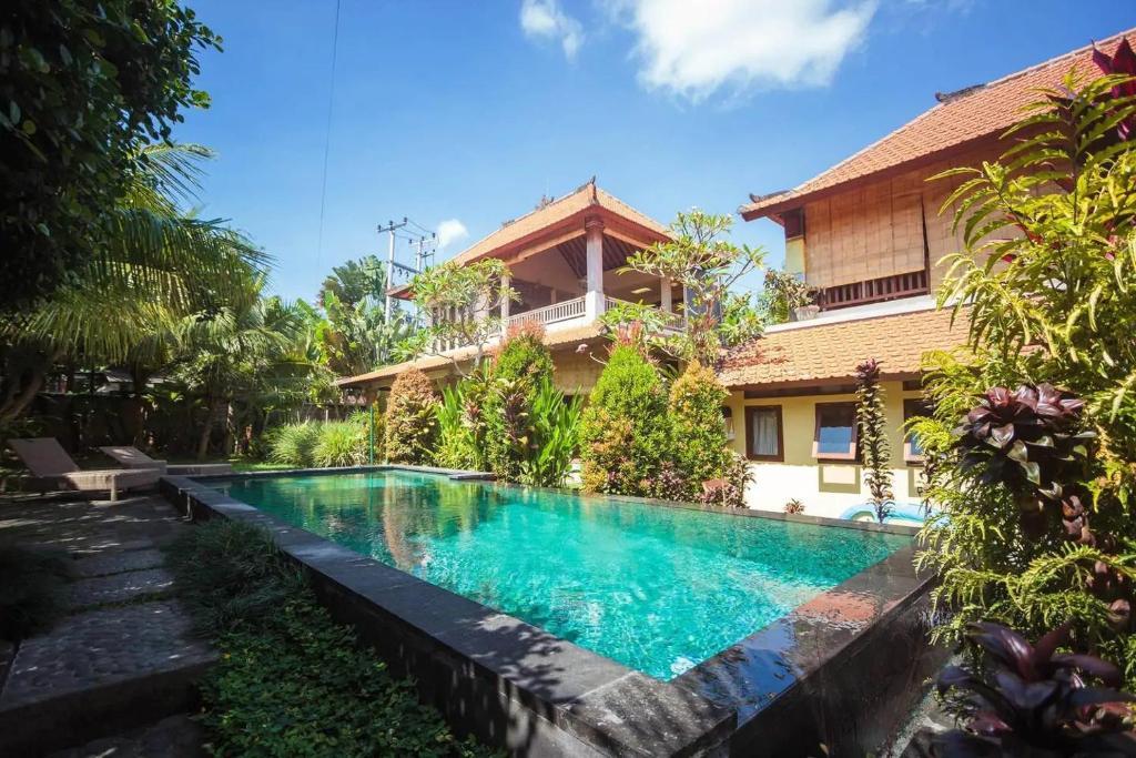 2 Bedroom Villa Rejeki House 1 Ubud Updated 2021 Prices