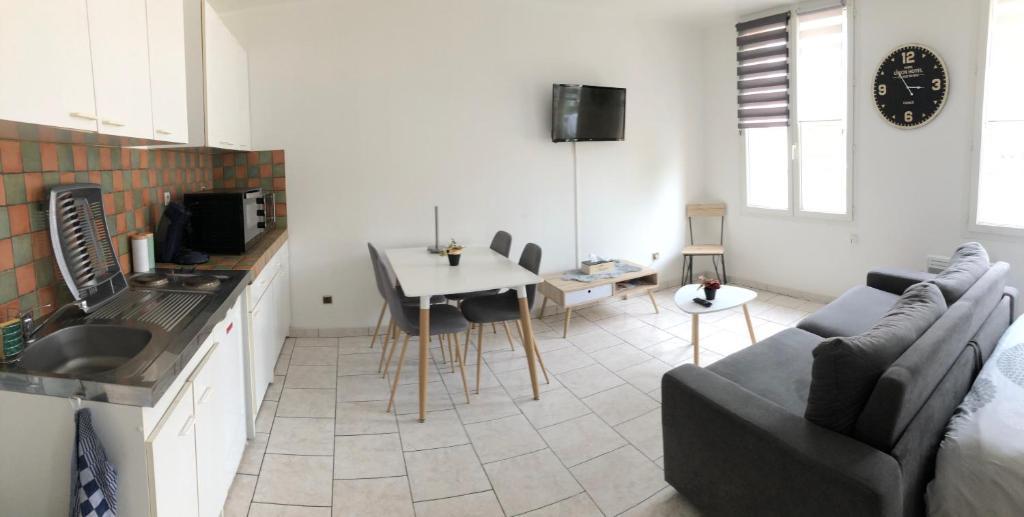 Jolie Studio a proximité de Dunkerque