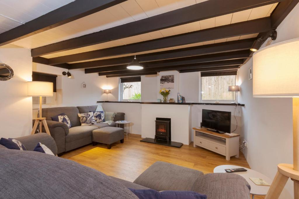 Porth Cottage - Laterooms