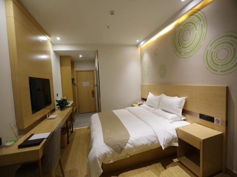 GreenTree Inn Dezhou Bus Station Train Station Express Hotel