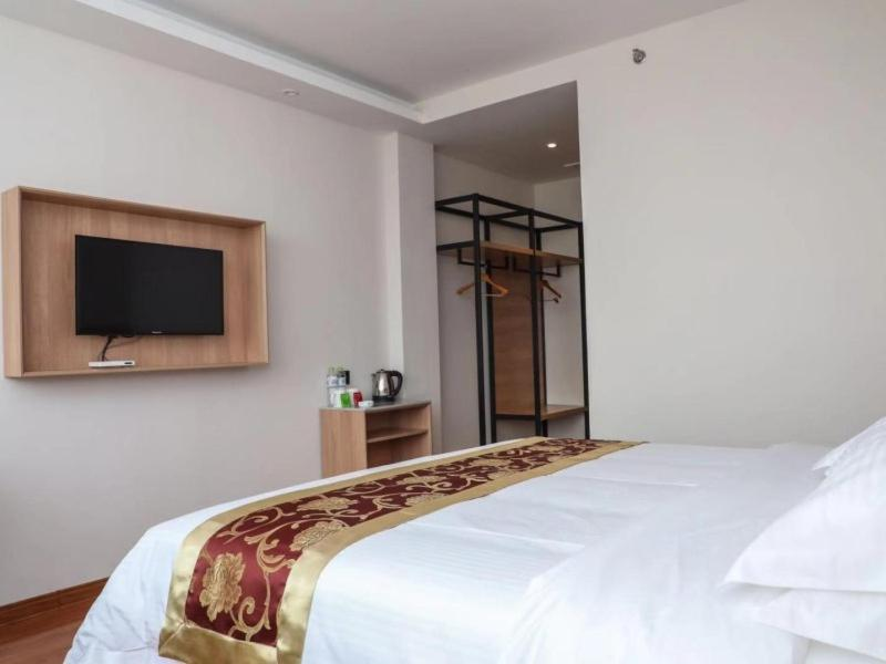 GreenTree Inn Dezhou Decheng District Hubinzhong Avenue Select Hotel