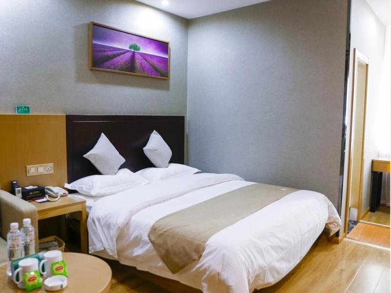 GreenTree Alliance Mang City United Street North Passenger Station Hotel