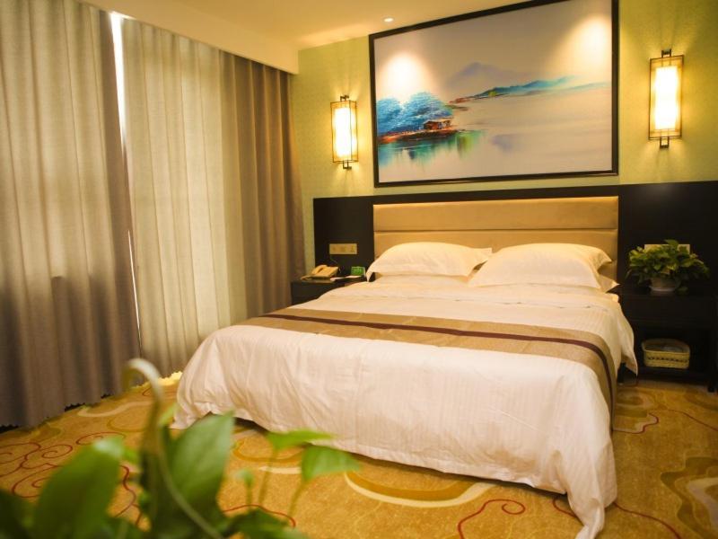GreenTree Alliance Texas Ningjin County Zhengyang Road Debai Plaza Hotel