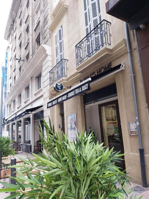 Hôtel Carré Vieux Port Marseille - Laterooms