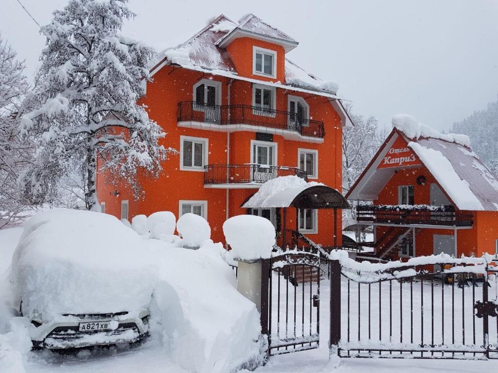 HOTEL Kapriz