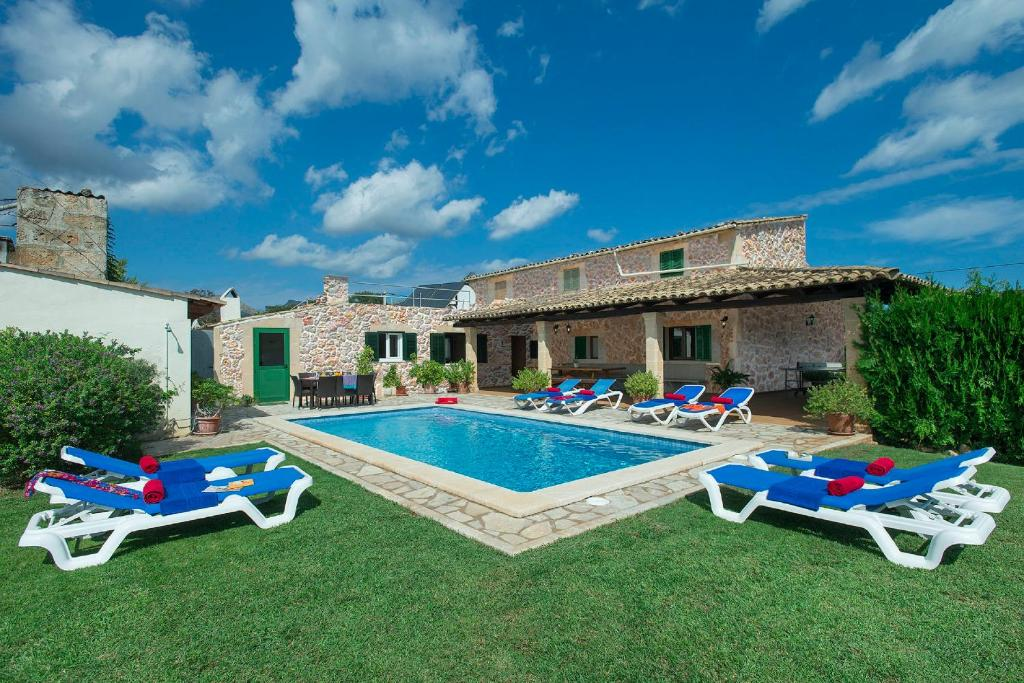 Family Villa Maria for Fantastic Holidays