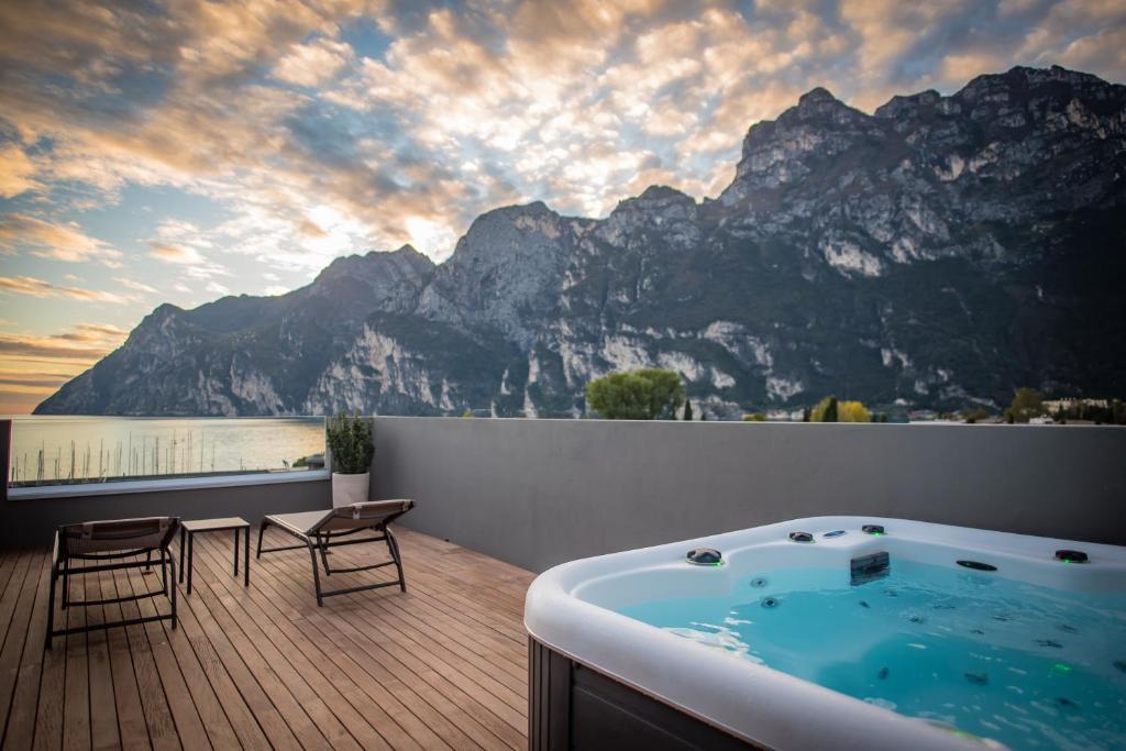 Hotel Villa Enrica Riva del Garda, Italy