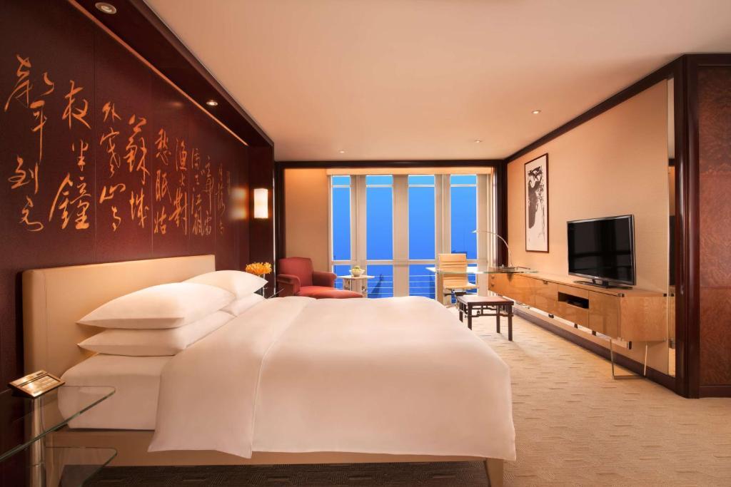 Grand Hyatt Shanghai Shanghai Aktualisierte Preise Fur 2021