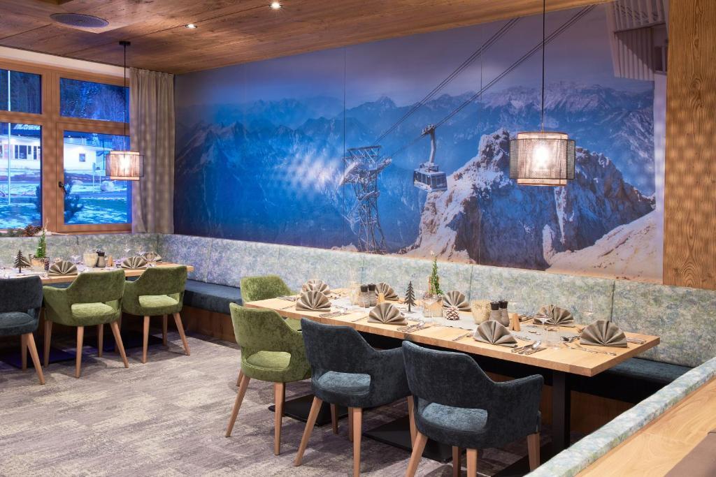 Zugspitz-Resort Ehrwald Dezember 2019