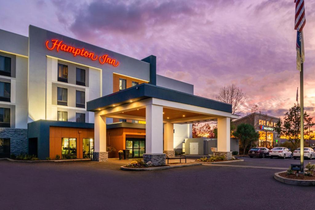 Hampton Inn Eugene