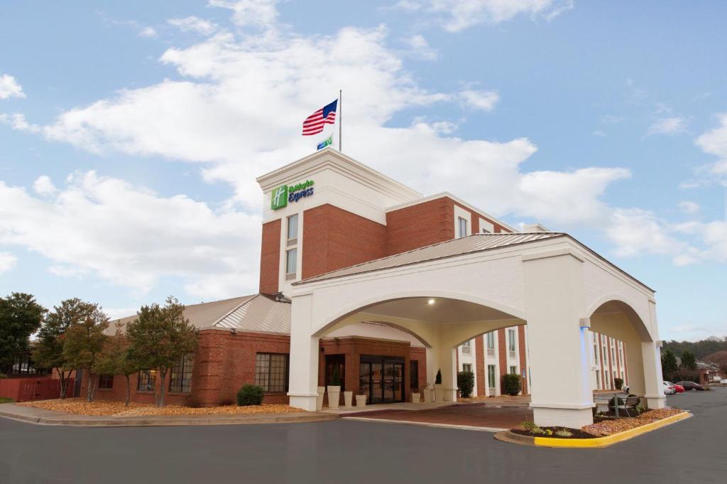 Holiday Inn Express Fredericksburg - Southpoint