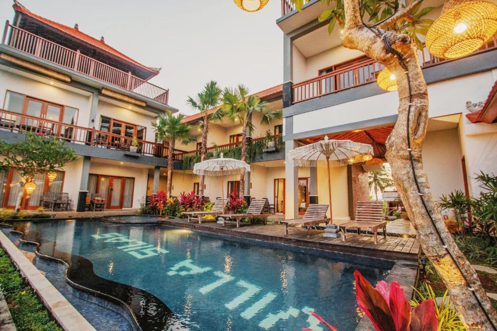 Villa Silas Ubud Bali Indonesia Booking Com