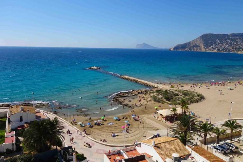 ático Calpe Primera Línea De Playa Calpe Precios Actualizados 2021