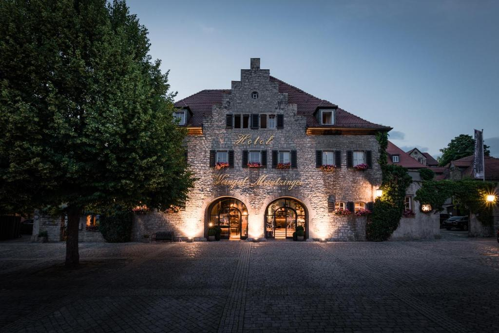 Hotel / Weingut Meintzinger Frickenhausen, Germany