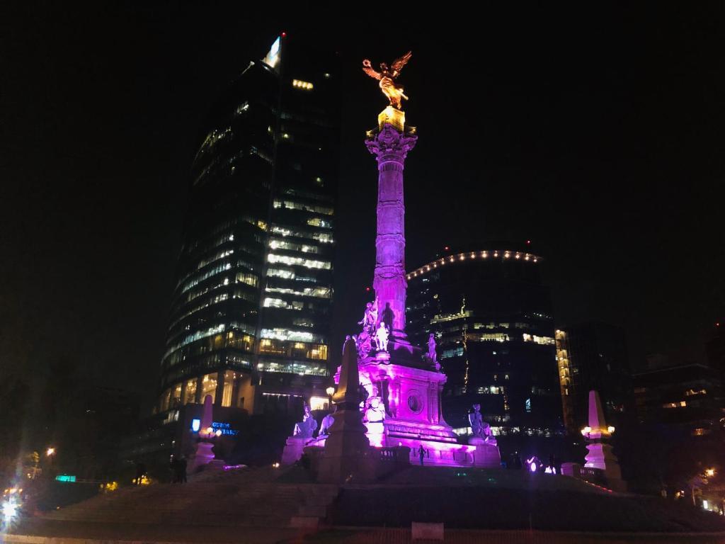 Penthouse Paseo de la Reforma