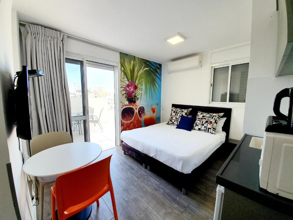 Dizengoff Sea Residence - Laterooms