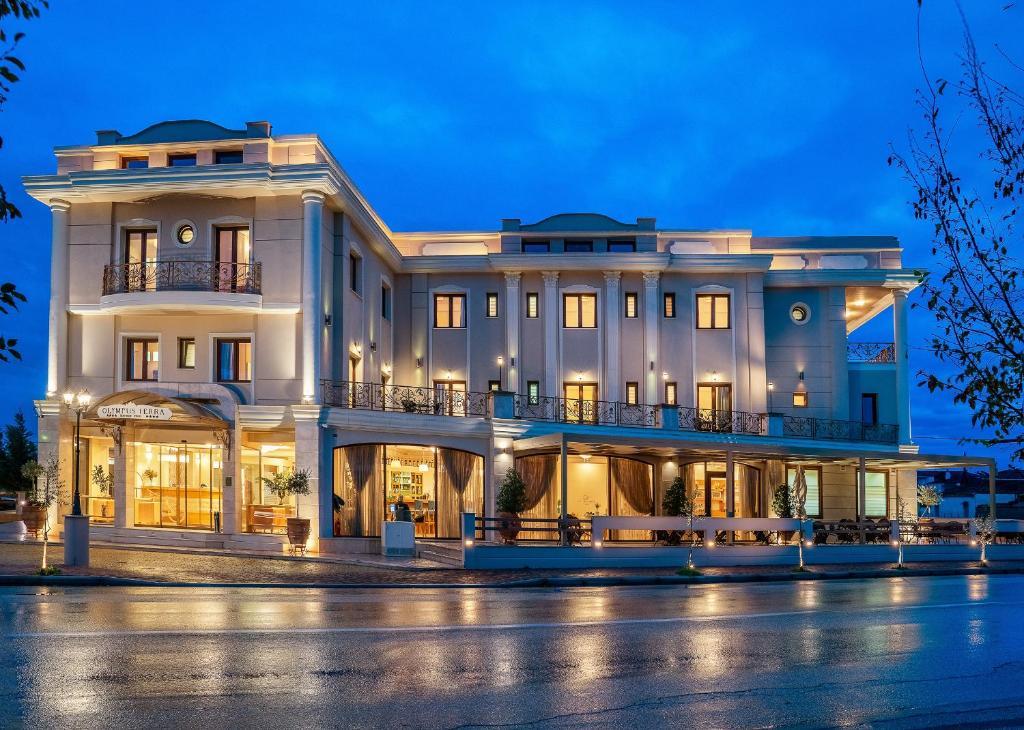 Olympus Terra Boutique Hotel Larisa, Greece
