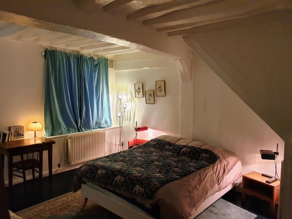 Maison hypercentre Rouen tout confort