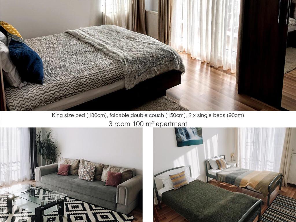 Aesthetic Apartment Bucharest Romania Booking Com