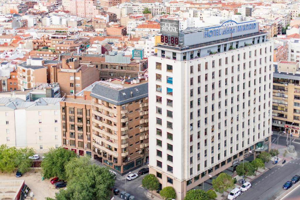 A bird's-eye view of Abba Madrid